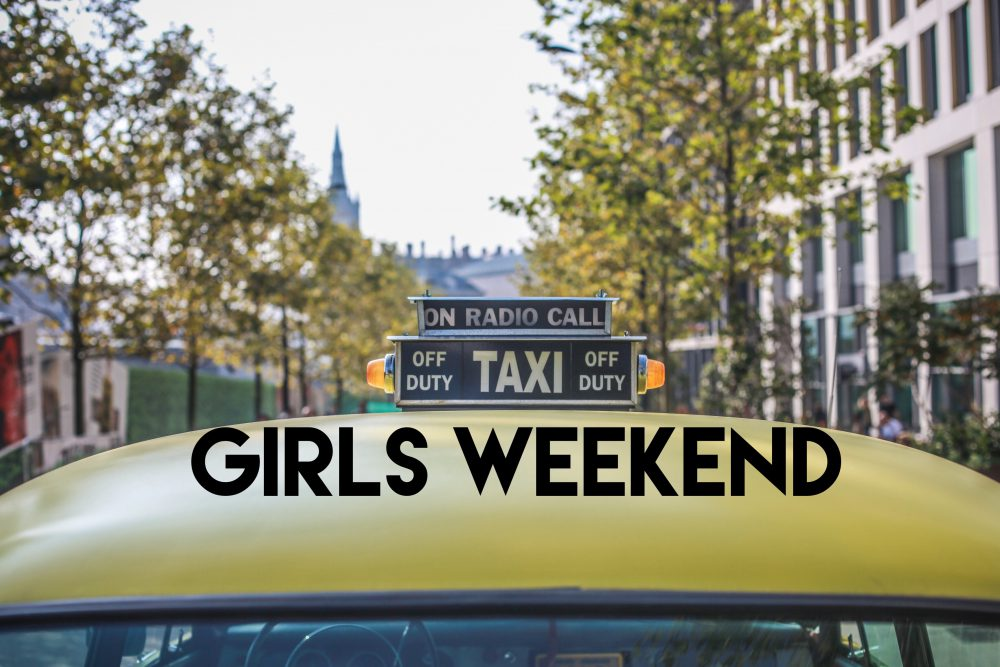 Girls Weekend, Taxi, Playlist