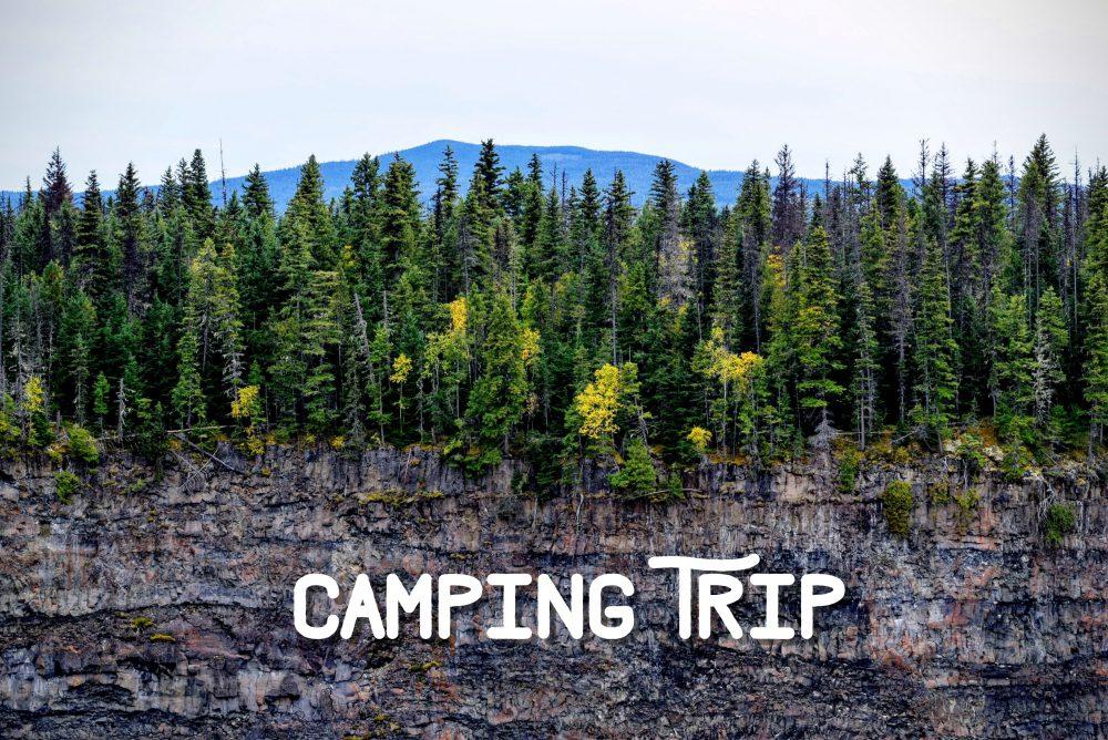 Camping Trip, Playlist, CircaWanderlust, Circa Wanderlust
